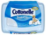 cottonelle fresh care wipes