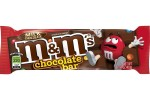 m&m chocolate bar